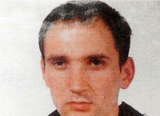 Zaginiony Radosław Pasis