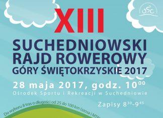 Suchedniowski Rajd Rowerowy 2017