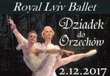 Balet Dziadek do orzechów - Miejskie Centrum Kultury - Skarżysko-Kamienna
