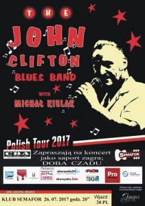 John Clifton Blues Band, Michał Kielak, Doba Czadu