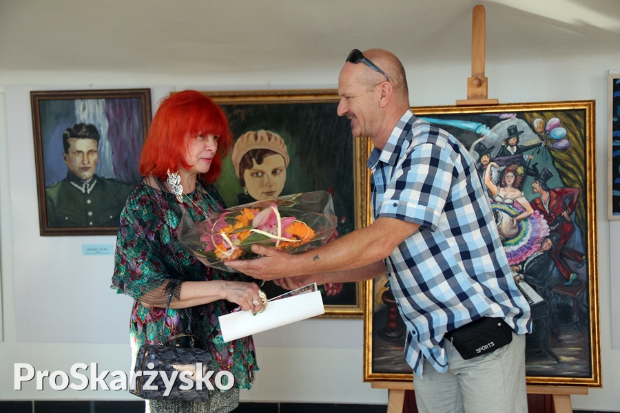Maja Malinowska i Roman Kornecki