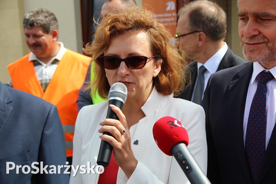 Wojewoda Świętokrzyski Agata Wojtyszek