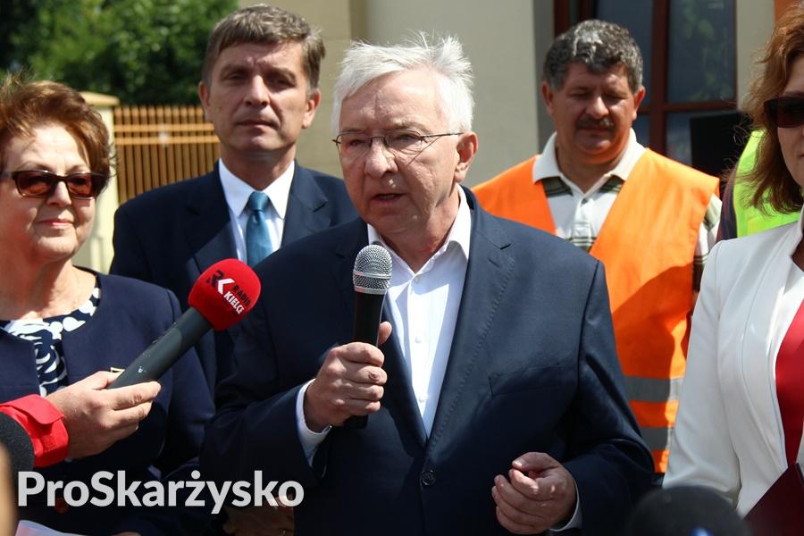 Poseł Krzysztof Lipiec
