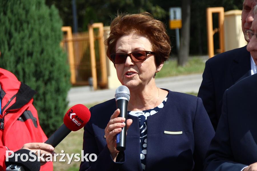 Posłanka Maria Zuba