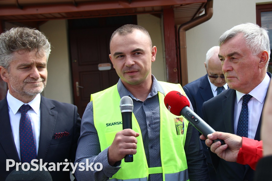 Wiktor Machynia Skanska
