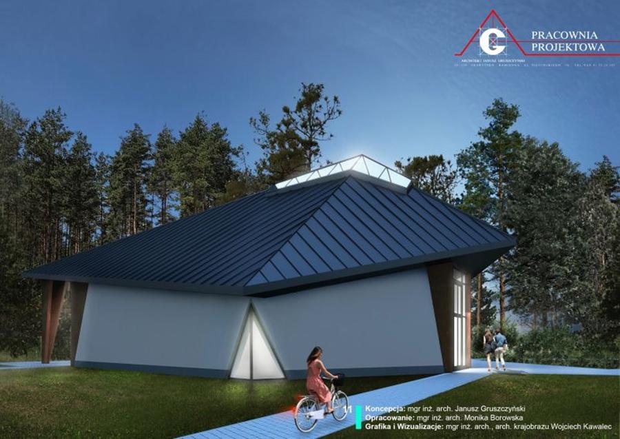 Park Wiedzy i Rekreacji Arka Życia - Bernatka - Skarżysko