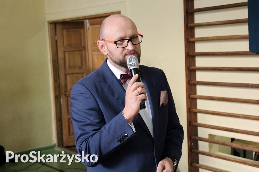 Paweł Buryło, dyrektor II LO