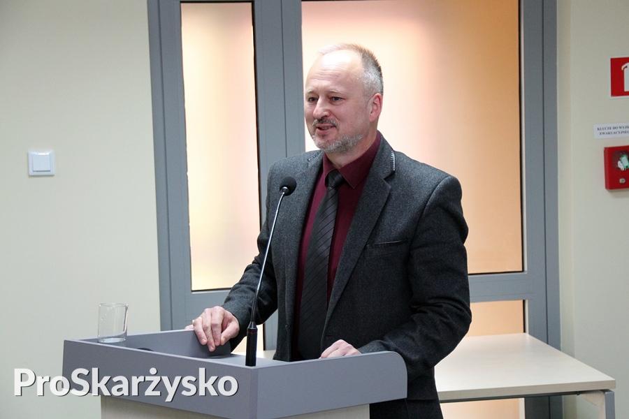 dr hab. Szymon Orzechowski
