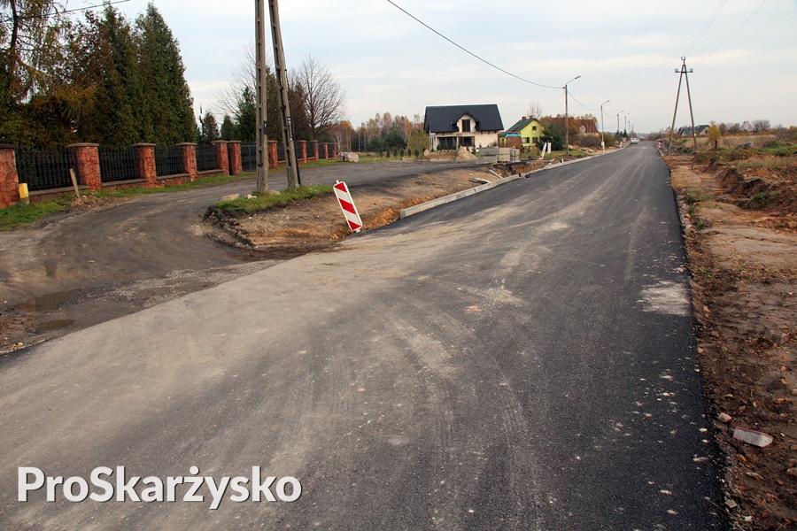 Przebudowa ulicy Kościelnej w Skarżysku