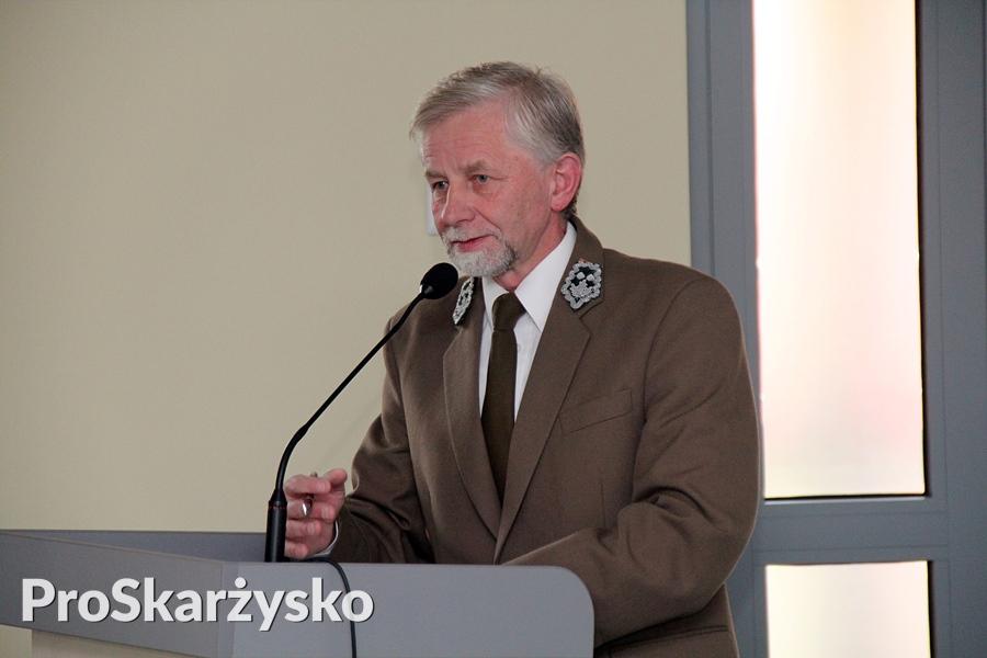 Piotr Kacprzak Lasy Państwowe