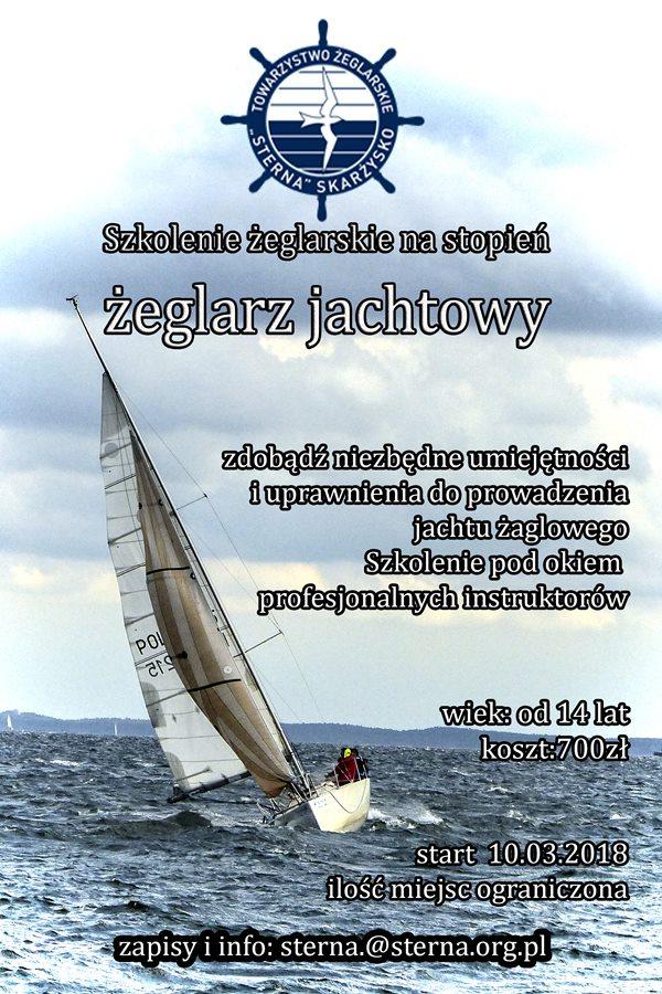 sterna kurs zeglarz jachtowy