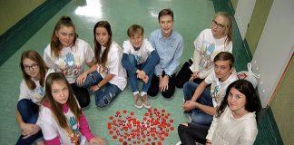 szkolny klub wolontariatu skarzysko koscielne