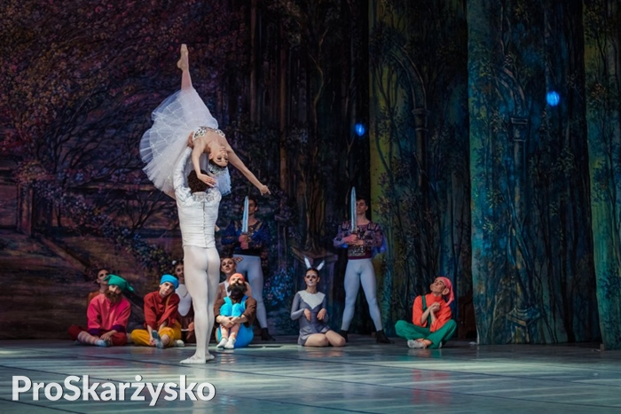 krolewna sniezka balet