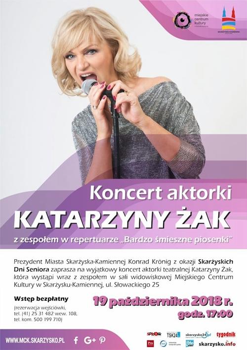 katarzyna zak koncert mck skarzysko