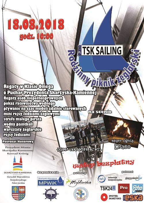 tsk sailing 2018
