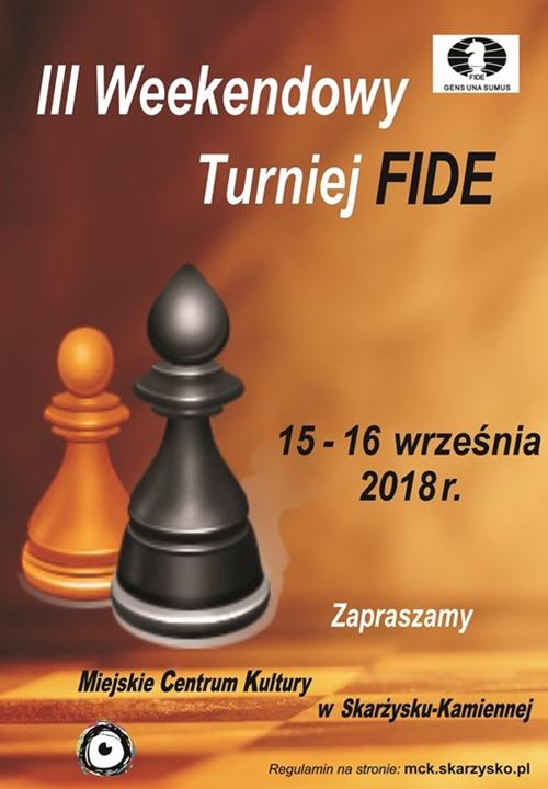 turniej szachy fide