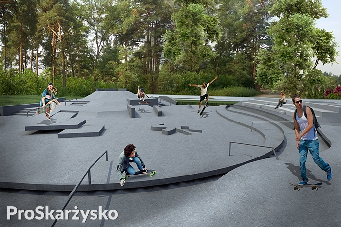 skatepark skarzysko