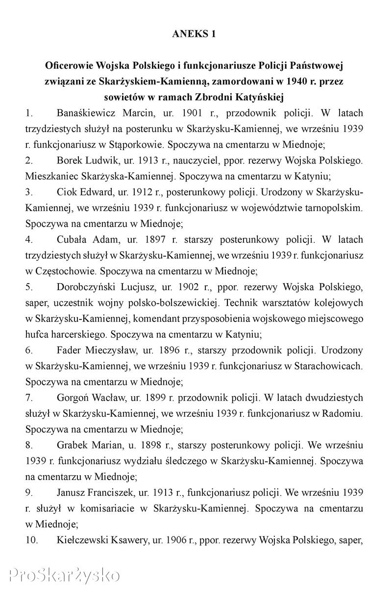 piatkowski skarzysko ksiazka