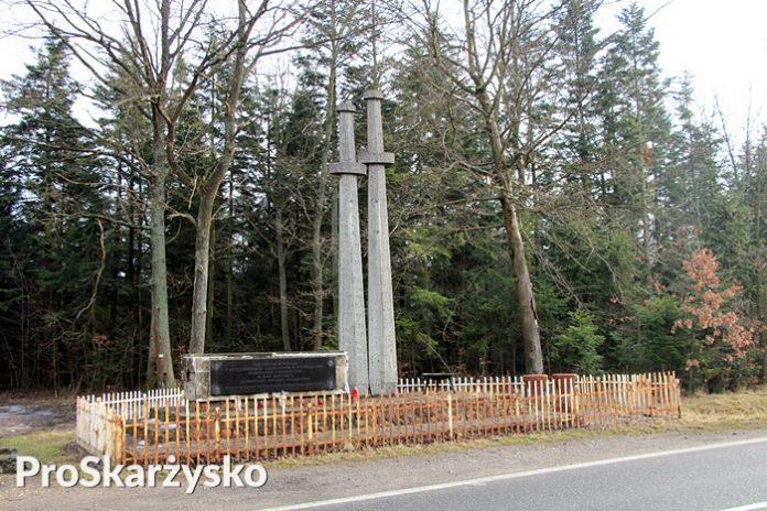 pomnik baranowska gora skarzysko suchedniow