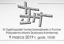 turniej szaradziarski skarzysko 2019