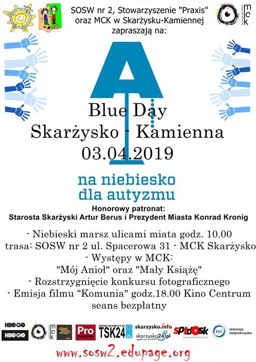 niebieski marsz skarzysko 2019