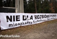 pomnik barnowska gora skarzysko suchedniow