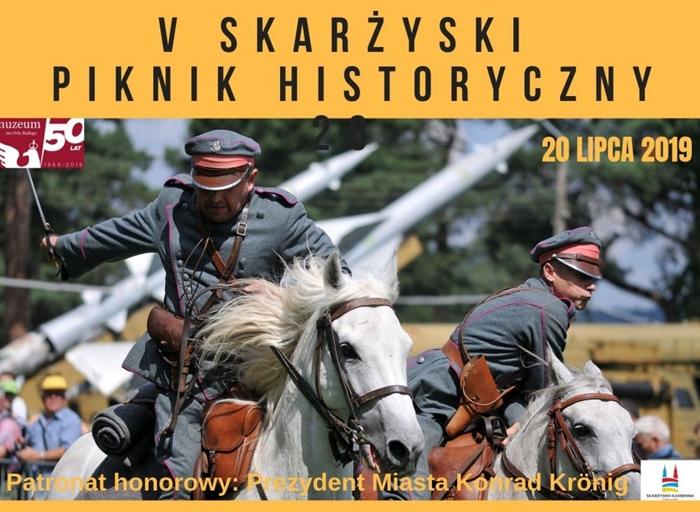 skarzyski piknik historyczny 2019