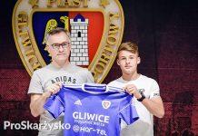 kacper marcinkowski piast gliwice