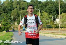 Tomasz sobania bieg przez polske