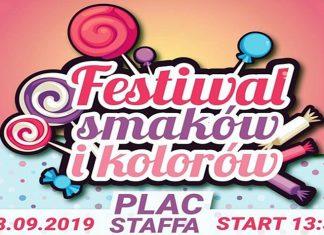 festiwal smakow i kolorow skarzysko 2019