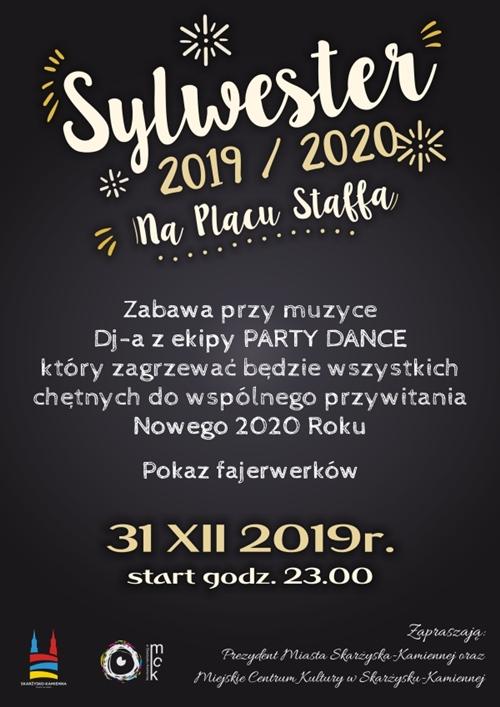 sylester plac staffa skarzysko 2019
