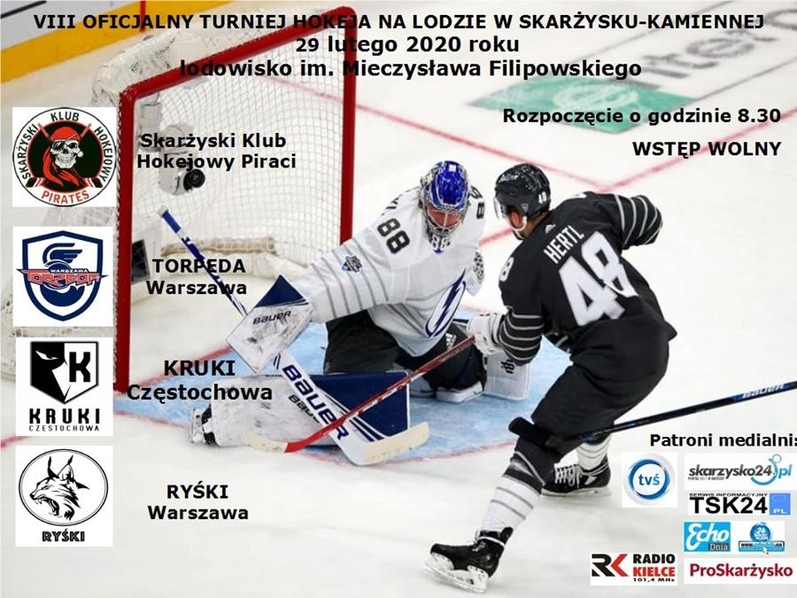 turniej hokej skarzysko 2020
