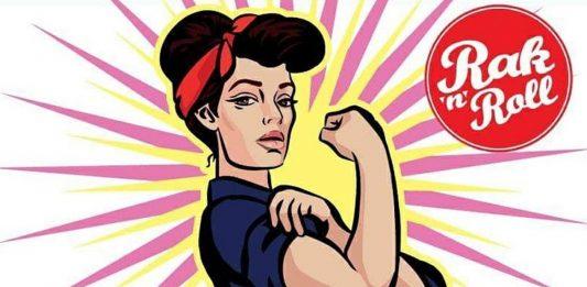 suchedniowski bieg kobiet nie cyckamy sie z rakiem