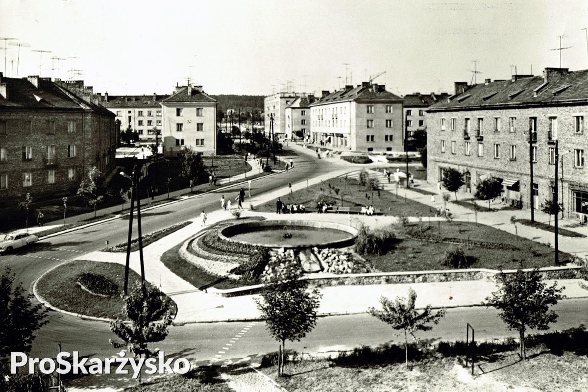stara fontanna milica skarzysko