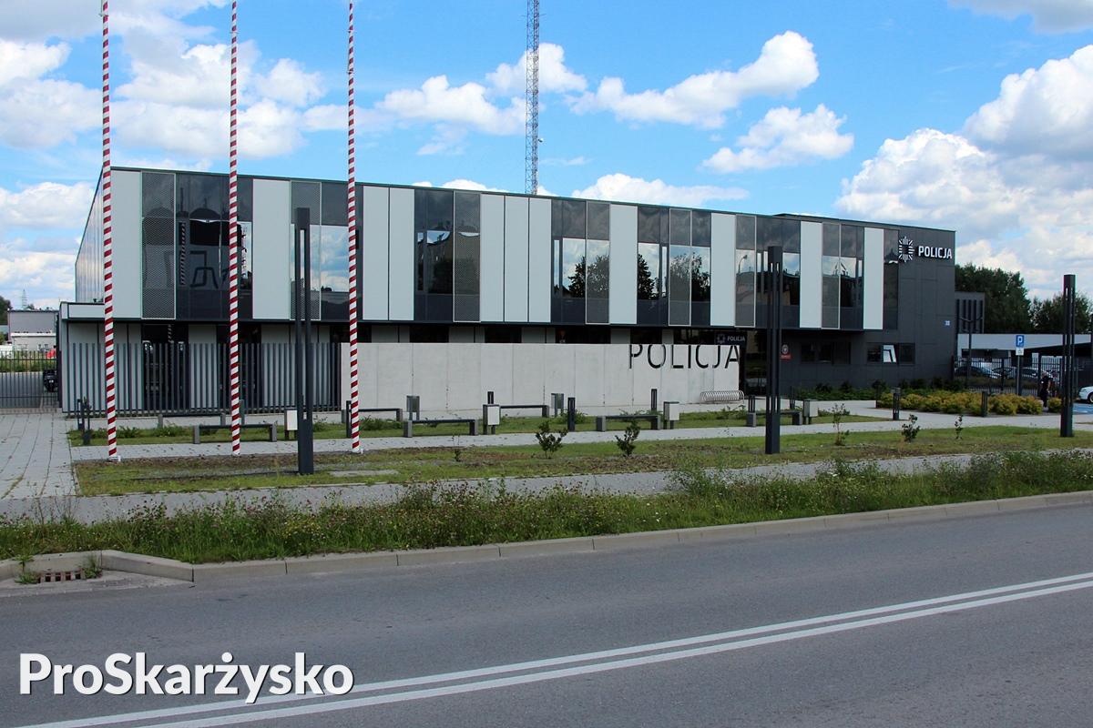 policja skarzysko