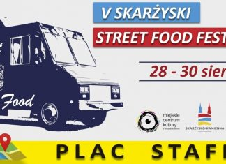 street food festival skarzysko 2020