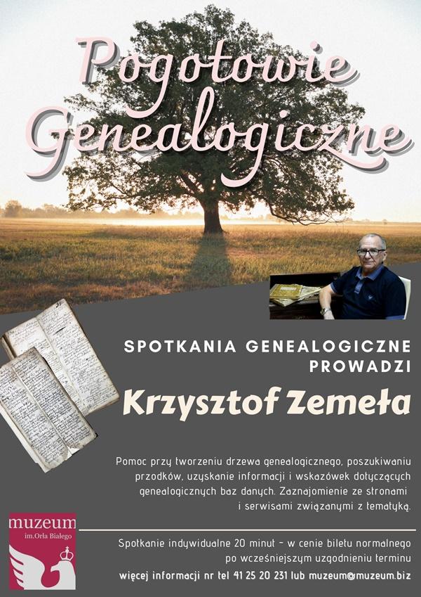 pogotowie genealogiczne