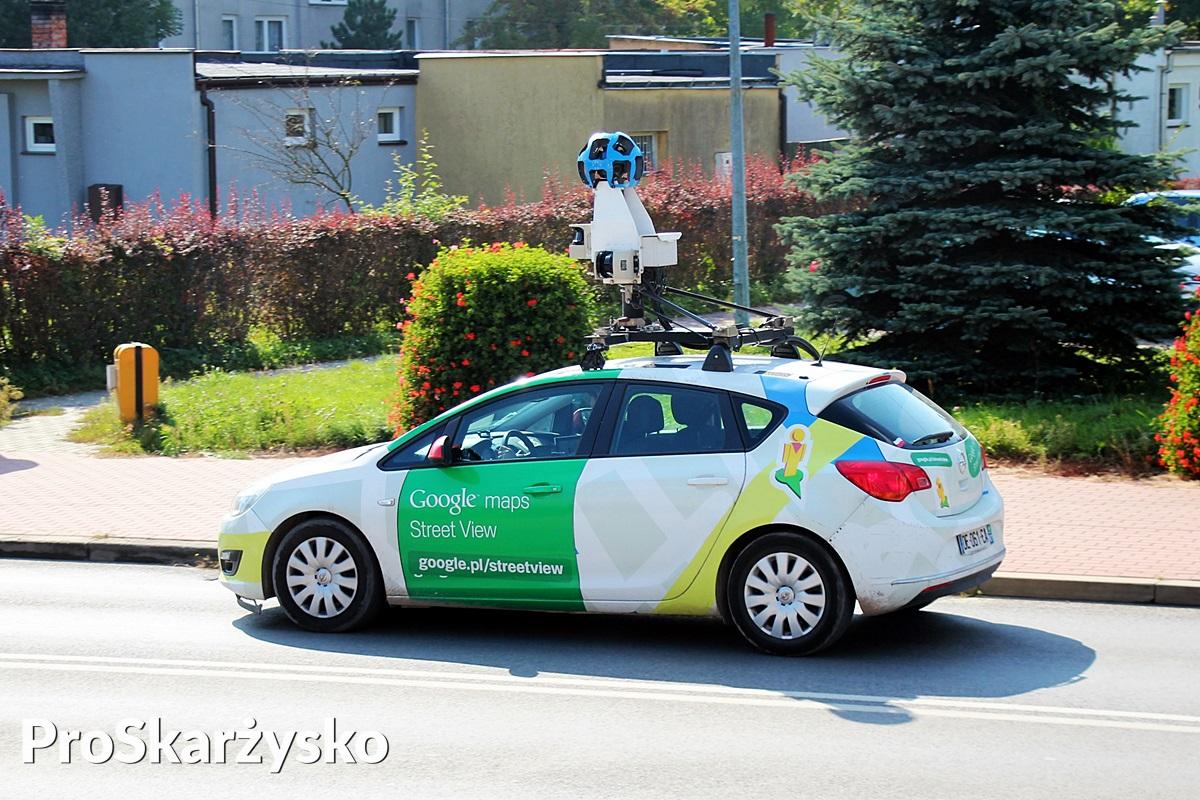 google street view skarzysko