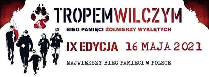 Bieg Tropem Wilczym 2021 Skarżysko-Kamienna