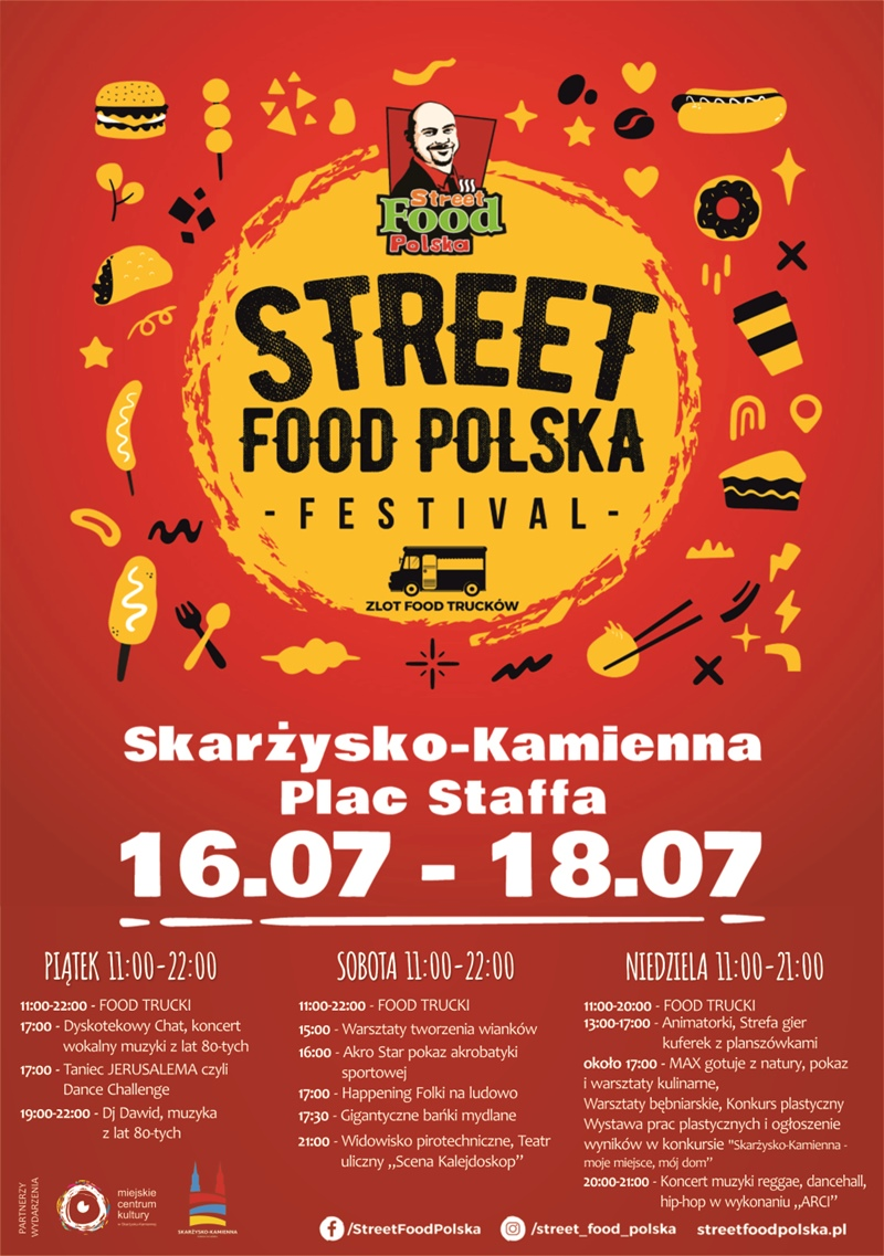 street food festival food trucki skarżysko